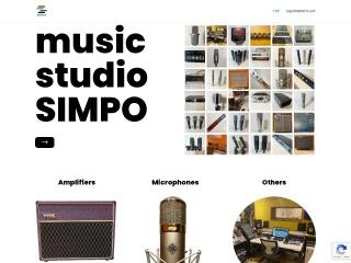 music studio SIMPO(シンポ)