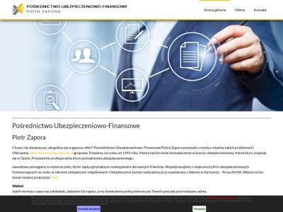 Pośrednictwo Ubezpieczeniowo-Finansowe – agenci ubezpieczeniowi