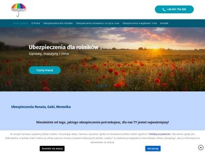 Agencja ubezpieczeniowa. Ubezpieczenia upraw | Legnica