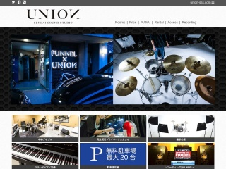 UNION -Sendai Sound Studio-