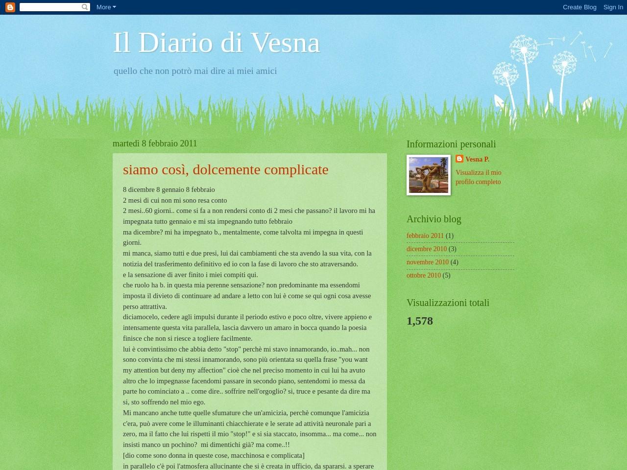 il-diario-di-vesna