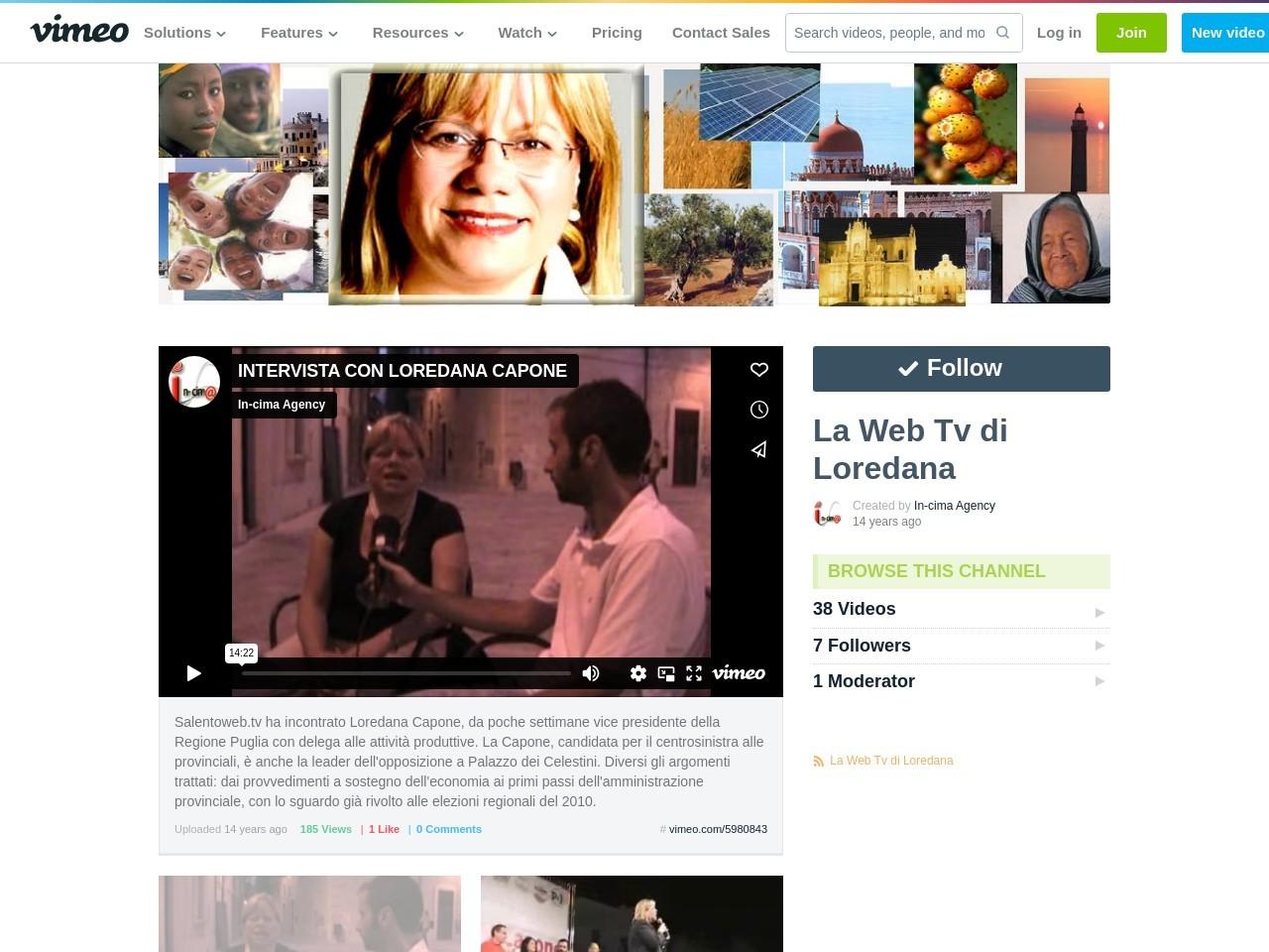 la-web-tv-di-loredana