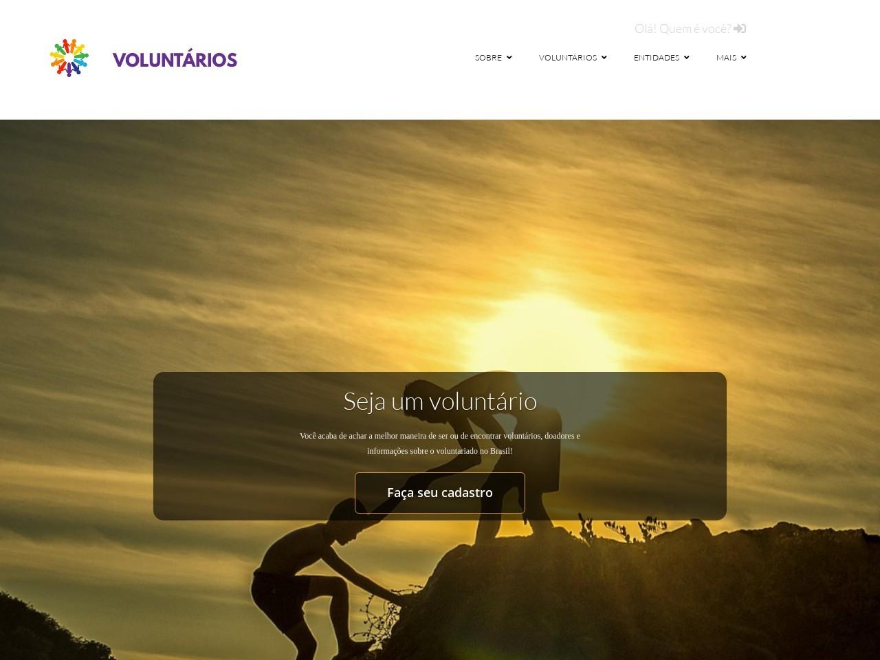 http://voluntarios.com.br.nerdydata.com