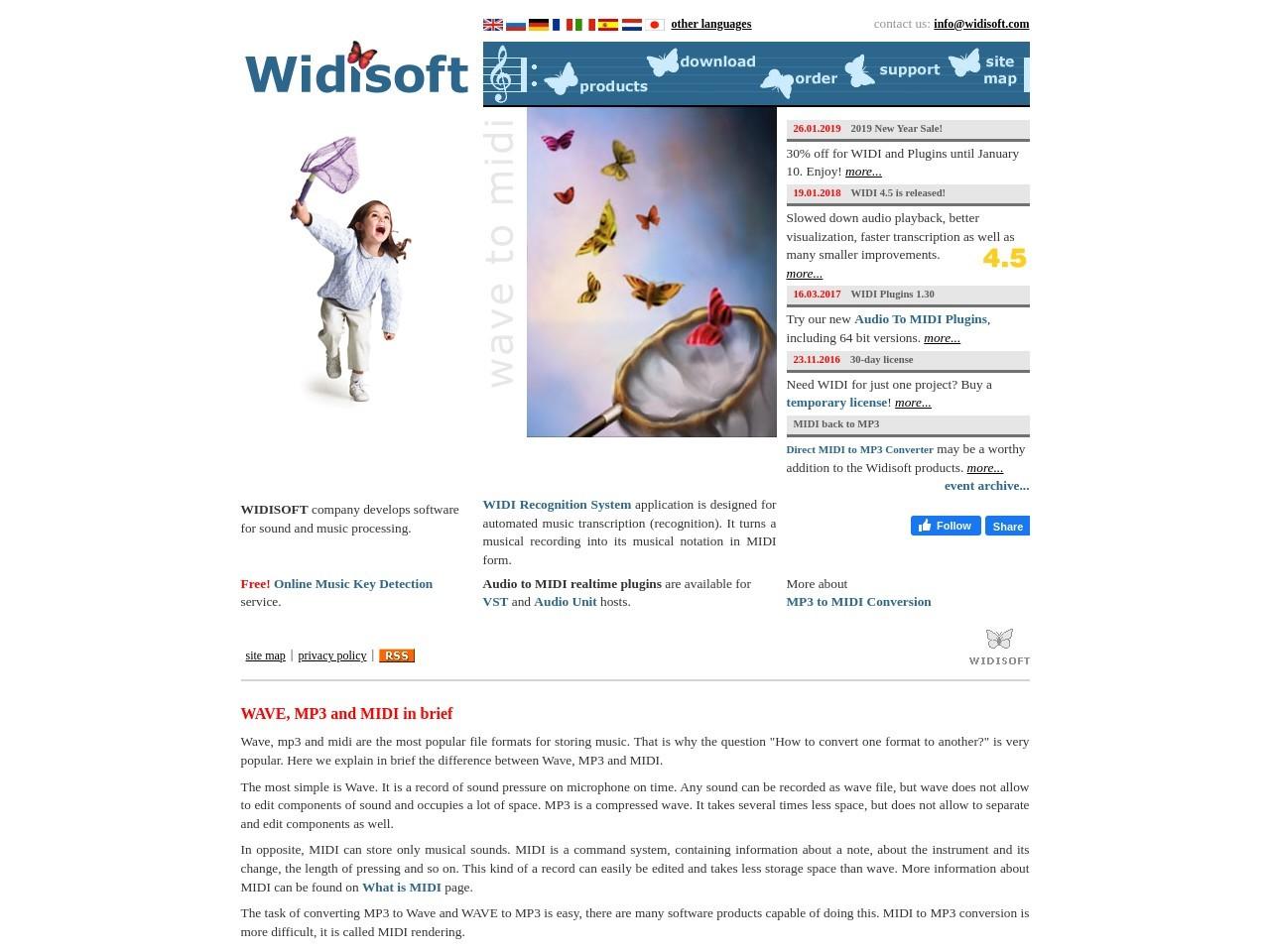 Widisoft