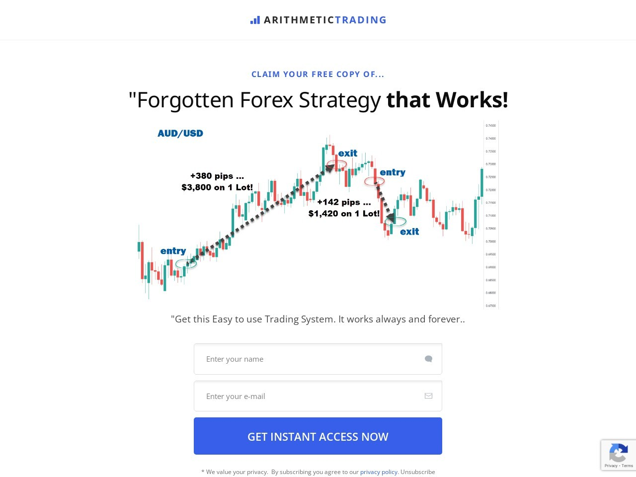 ArithmeticTrading