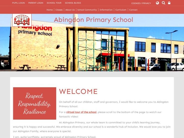 Abingdon Primary School reviews and contact