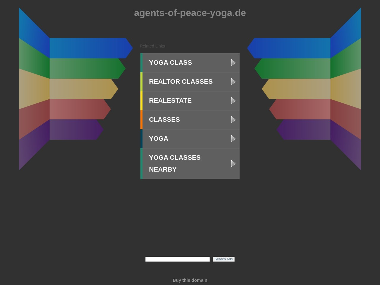 Yogastudio Agents of Peace