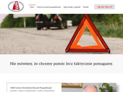 -=AGRA=- Centrum Dochodzenia Roszczeń Powypadkowych