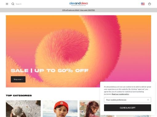 AlexandAlexa screenshot
