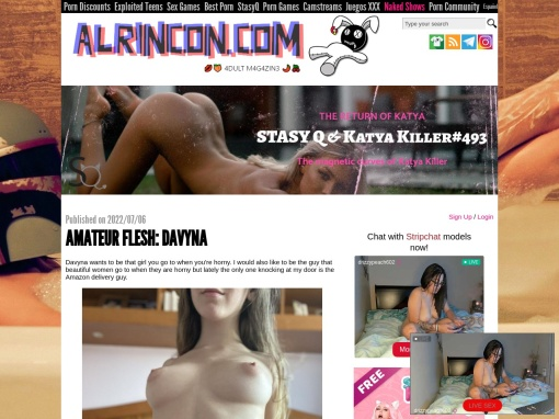 AlRincon screenshot