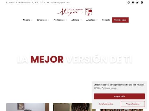 Opiniones sobre  Colegio Mayor Alsajara