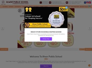 Alwar public School: Alwar : Best CBSE School :Rajasthan ...
