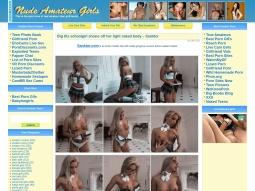 Amateur Girls Naked screenshot