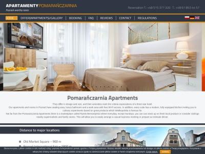 Apartamenty Poznań. Aparthotel Poznań. Noclegi Poznań. Wynajem