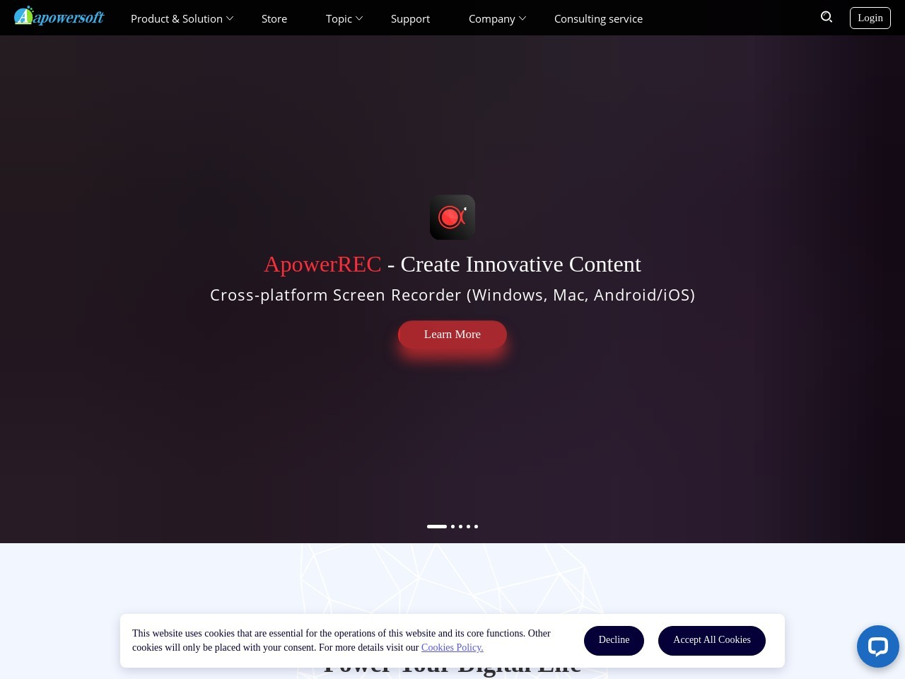 Apowersoft Video Downloader for Mac Commercial License Voucher - Special
