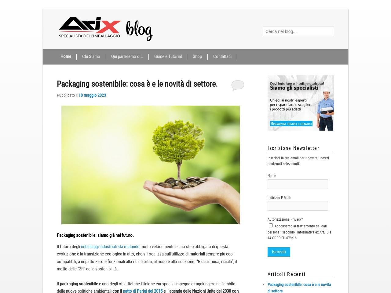 arixblog-il-blog-dellimballaggio
