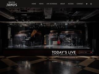 心斎橋Music Club JANUS