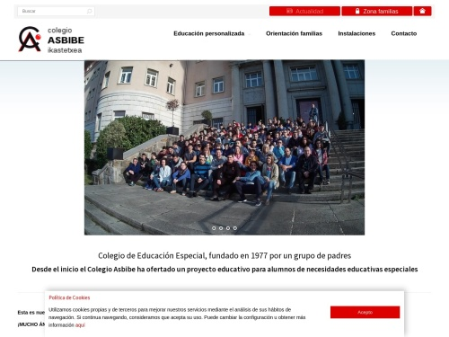 Opiniones sobre  Colegio Asbibe