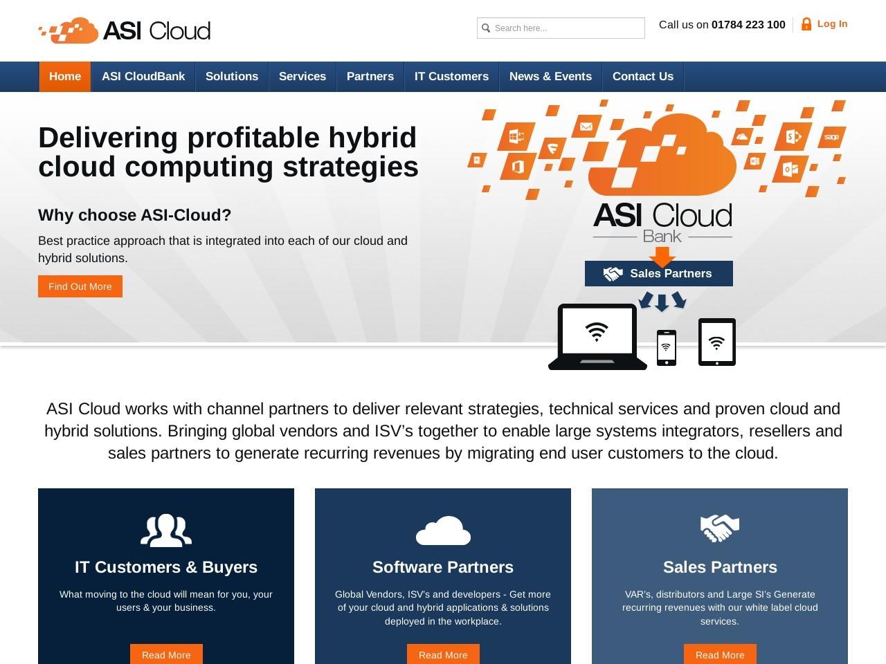 ASI Cloud