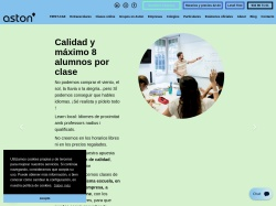 Aston Idiomas - Opiniones de alumnos -