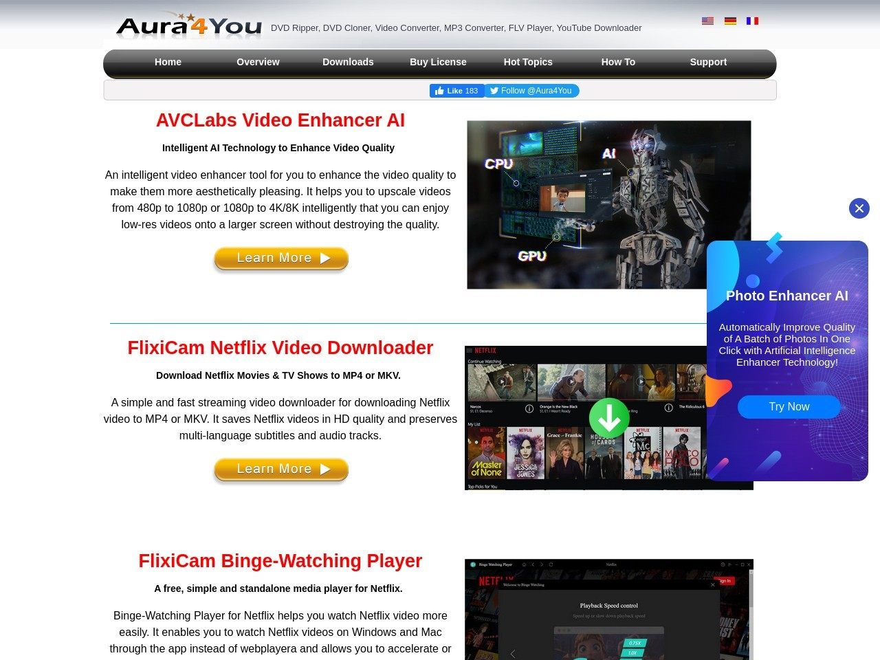 Life time license  for all Aura4You software products. Voucher Deal