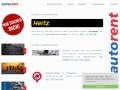 Autorent GmbH, Minden: Screenshot