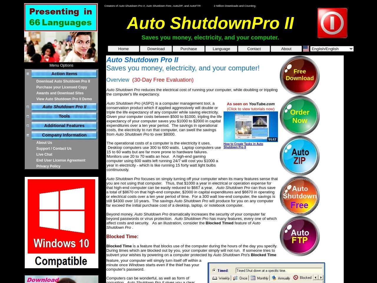Auto Shutdown Pro