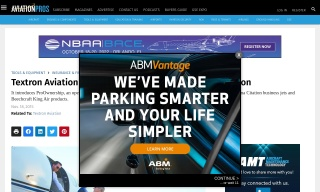 Textron Aviation Launches ProOwnership Support Solution