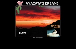 AYACATA'S DREAMS*ES