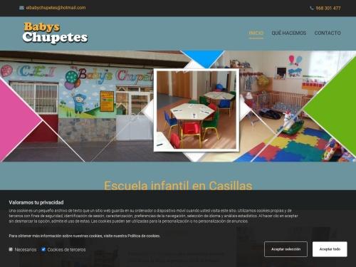 Opiniones sobre  Escuela Infantil Baby's Chupetes