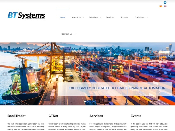 C.S.I. - BANK TRADE - Distribuidores de informatica