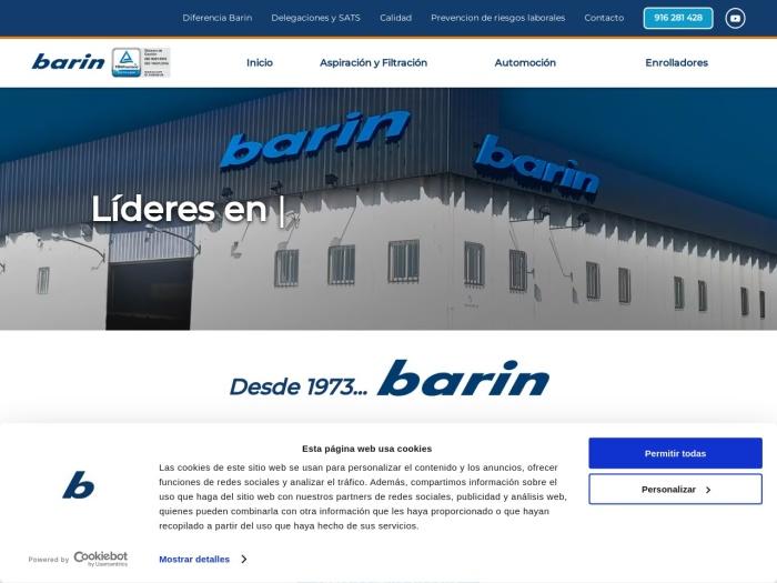 Opiniones sobre BARIN S. A