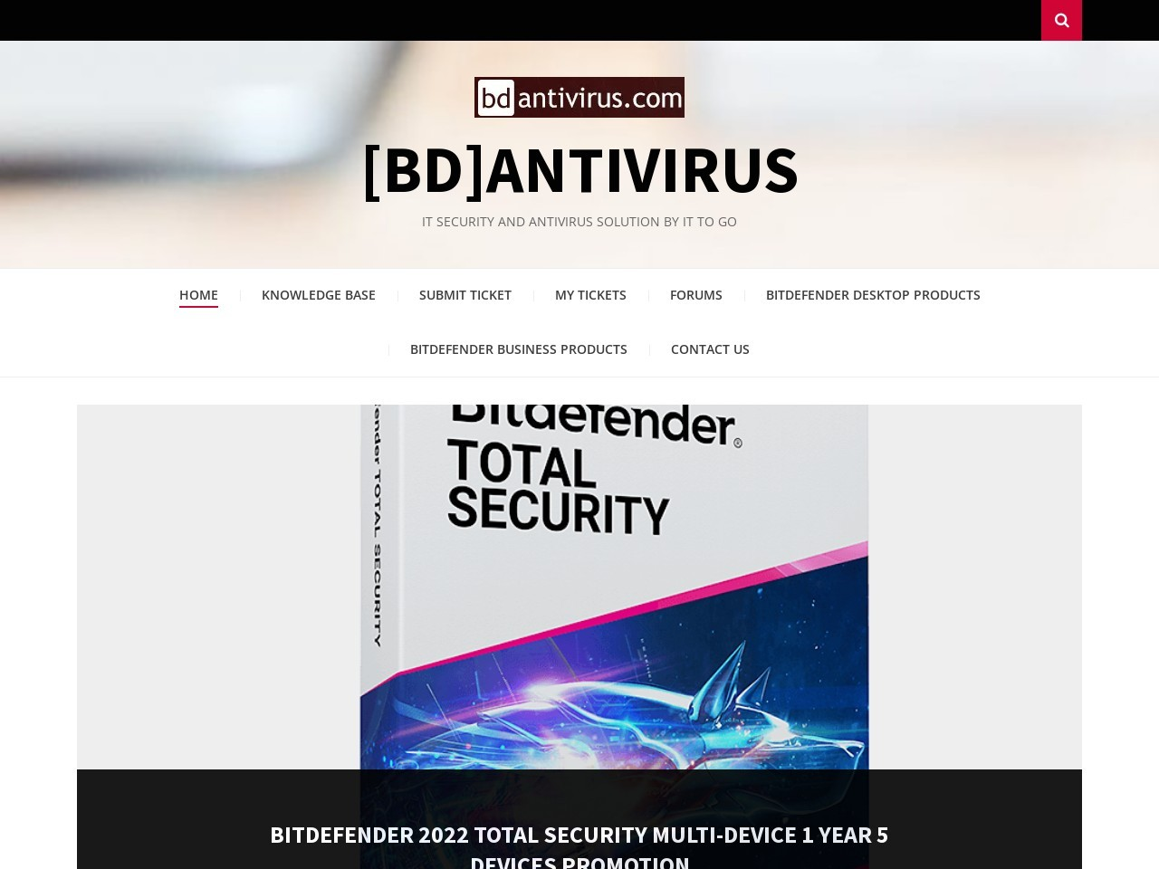 BDAntivirus.com