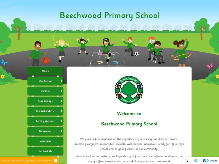 Beechwood Primary School reviews and contact