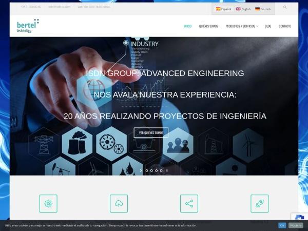 ISDN SOLUCIONES INTEGRALES S.L. - Opiniones de clientes -
