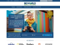 Big World Small Pockets