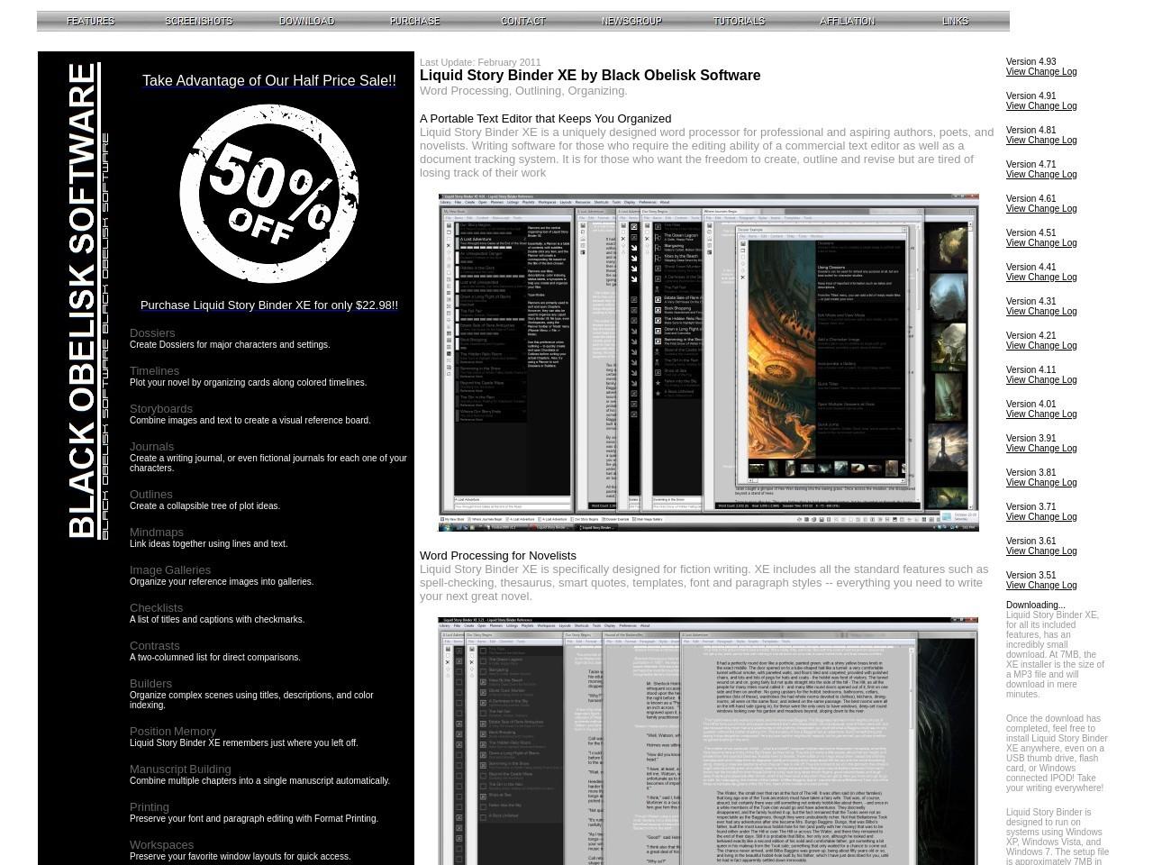 Black Obelisk Software