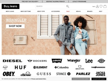 Up To 50% Off Levi's Jeans