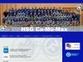 www.ca-mue-max-handball.de Vorschau, HSG Ca-M�-Max