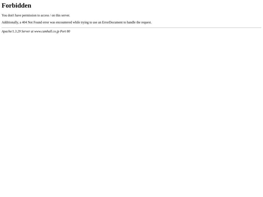 岡崎CAM HALL