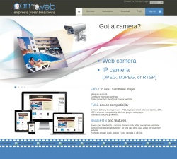 CamToWeb Subscription Basic 1 month Coupons
