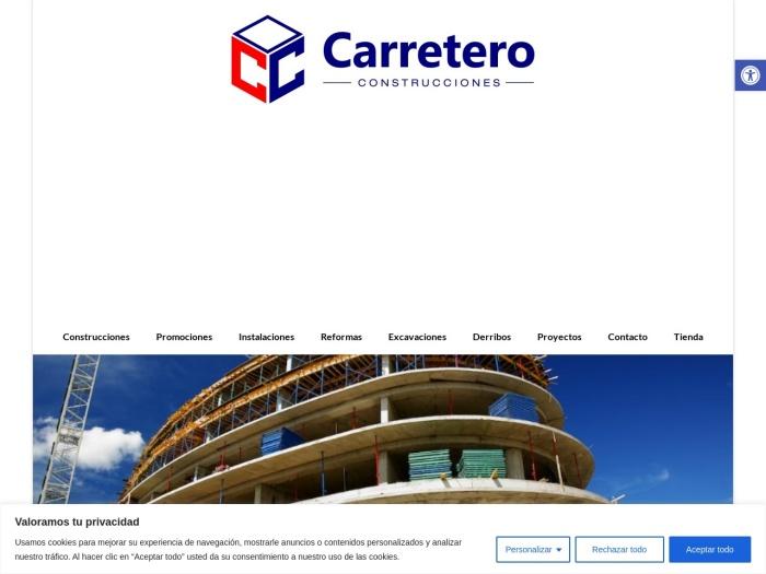 Opiniones sobre Carretero Construcciones 97 S.L.