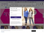 Catherines Coupon and Promo codes