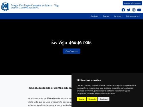 Opiniones sobre  Colegio Compañía De María