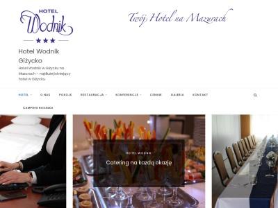 Centrum Mazur - Hotele Giżycko - Noclegi, Konferencje i Wypoczynek na Mazurach