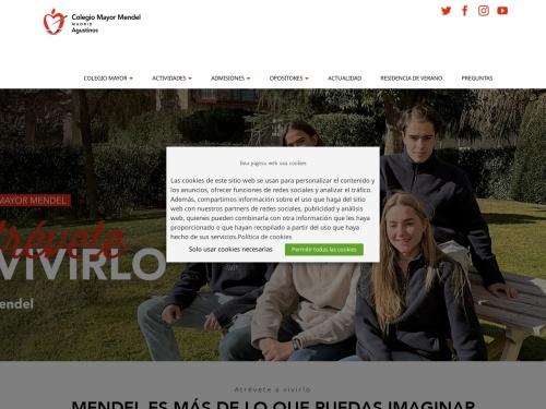 Opiniones sobre  Colegio Mayor Universitario Mendel