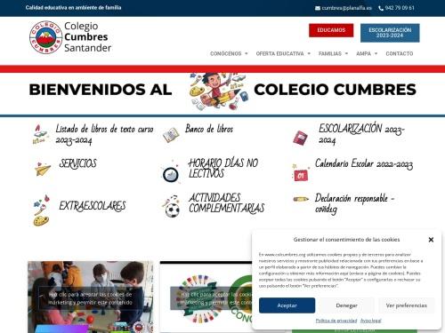 Opiniones sobre  Colegio Cumbres