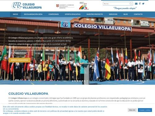 Opiniones sobre  Colegio Villaeuropa