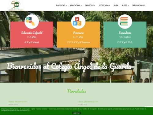 Opiniones sobre  Colegio Angel De La  Guarda