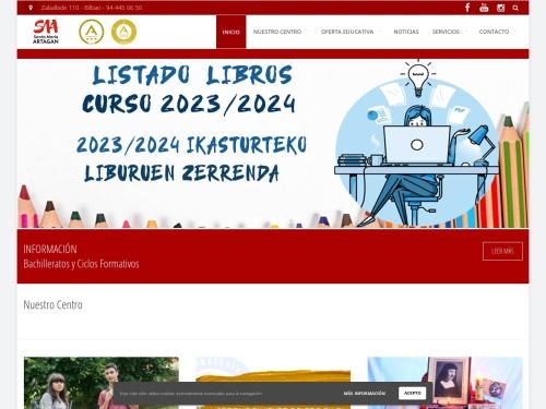 Opiniones sobre  Colegio Residencia Santa María De Artagán